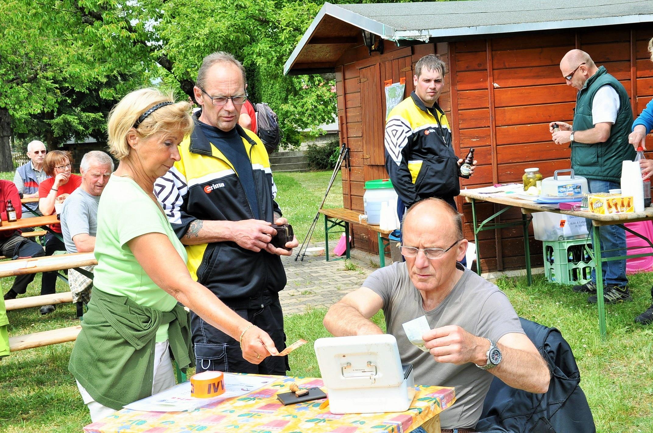 Pfingstwanderfest / Thüringen - 5, 10, 20 und 42 km 15