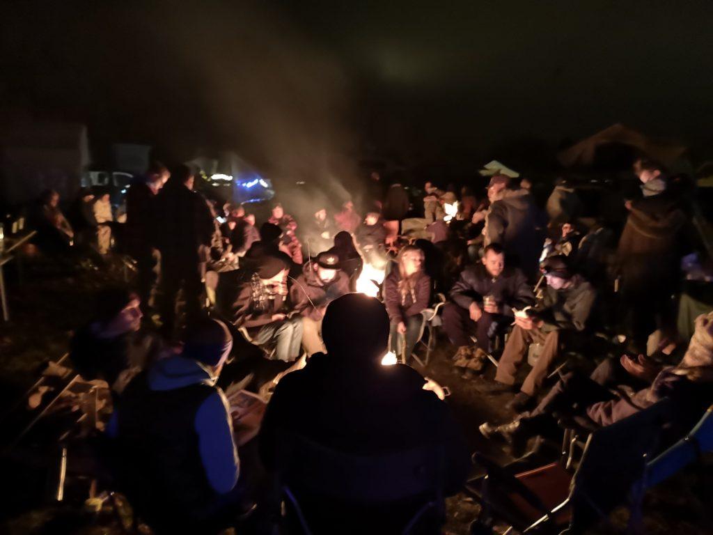 Dachzelt Meetup in Nordhesseen 11