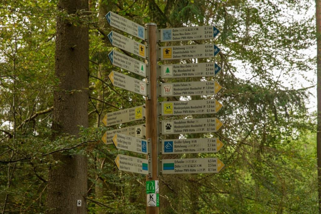 Kauert Tour im Dahner Felsenland 5
