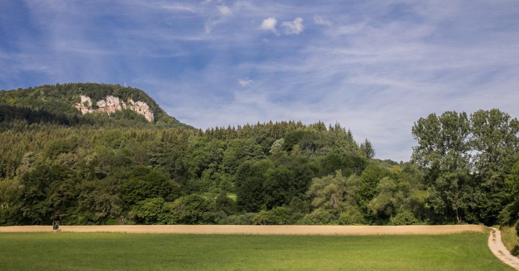 Hossinger Leiter - Ein Traufgang mit Weitblicken 4