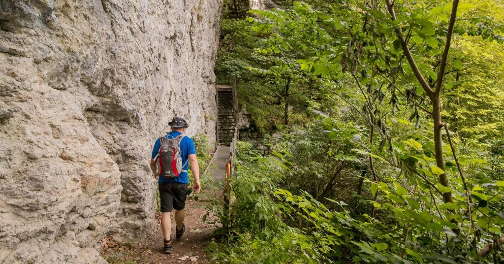 Hossinger Leiter - Ein Traufgang mit Weitblicken 6