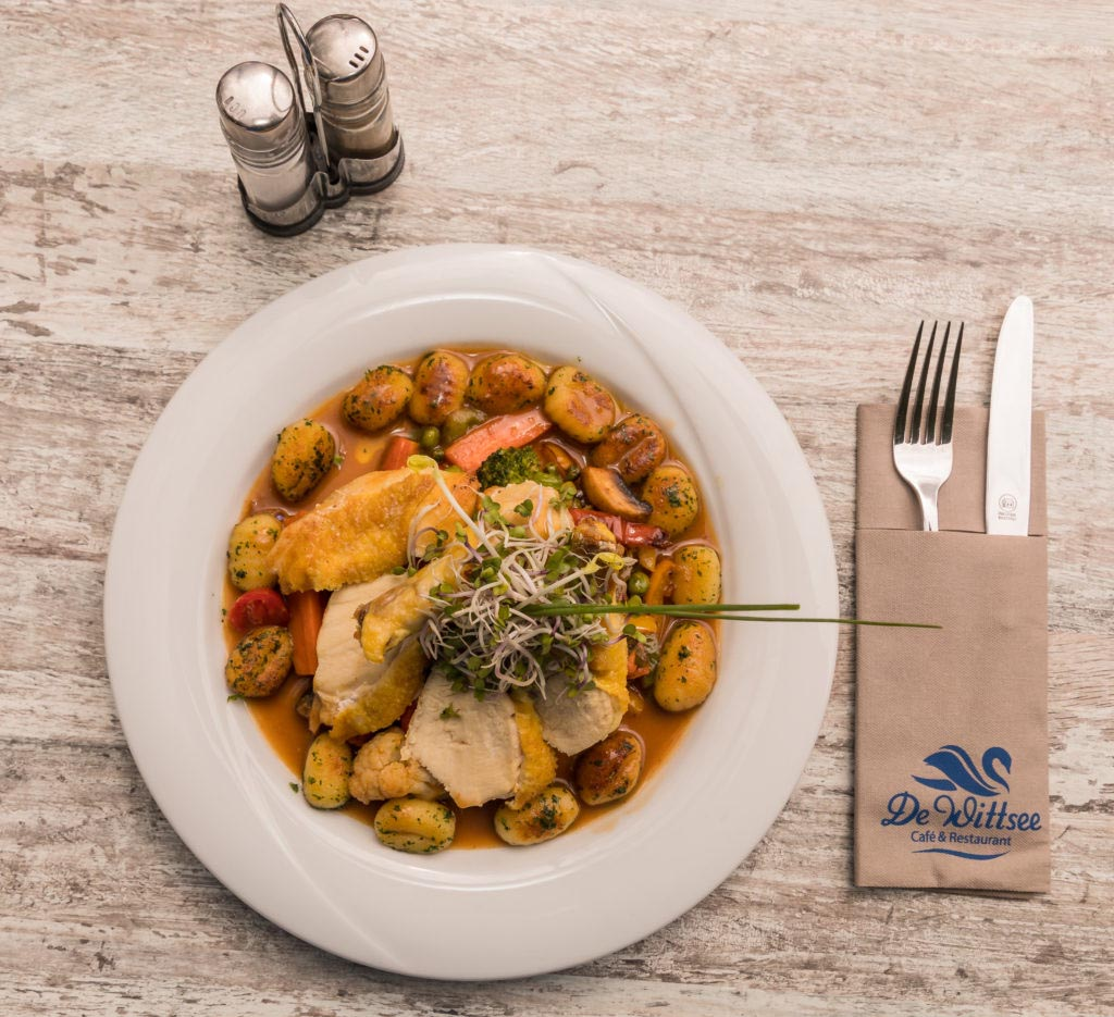 Tipp: Restaurant De Wittsee 13