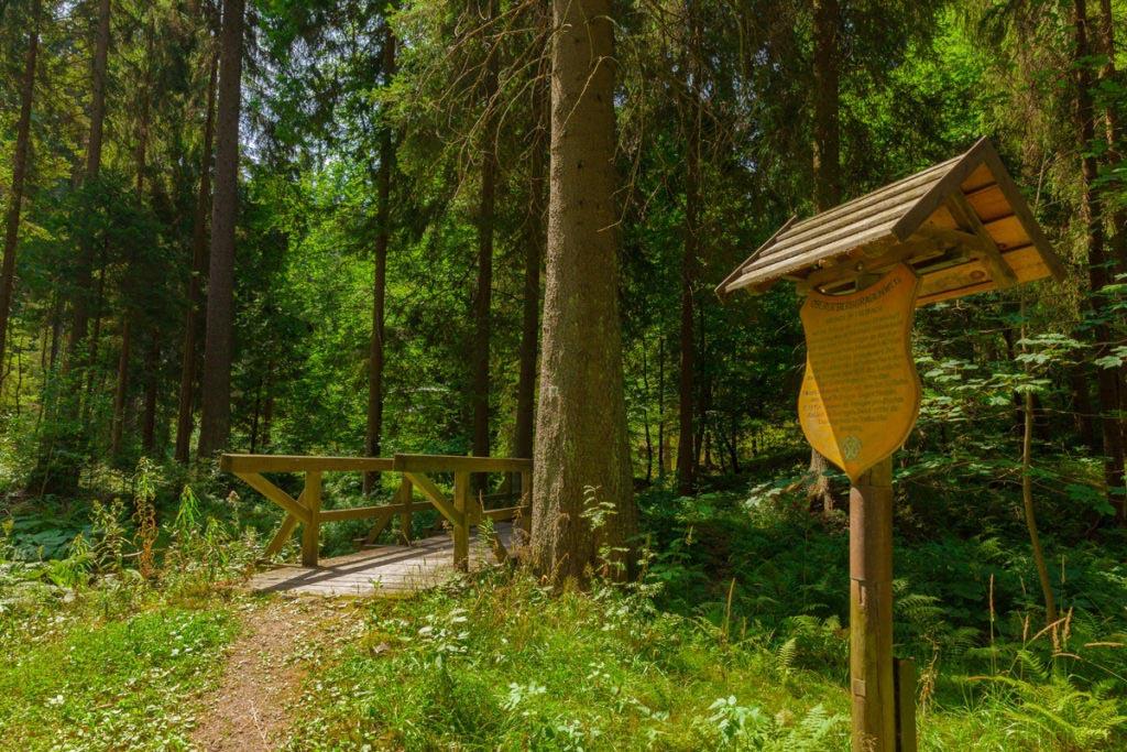 Der Obere Berggrabenweg 2