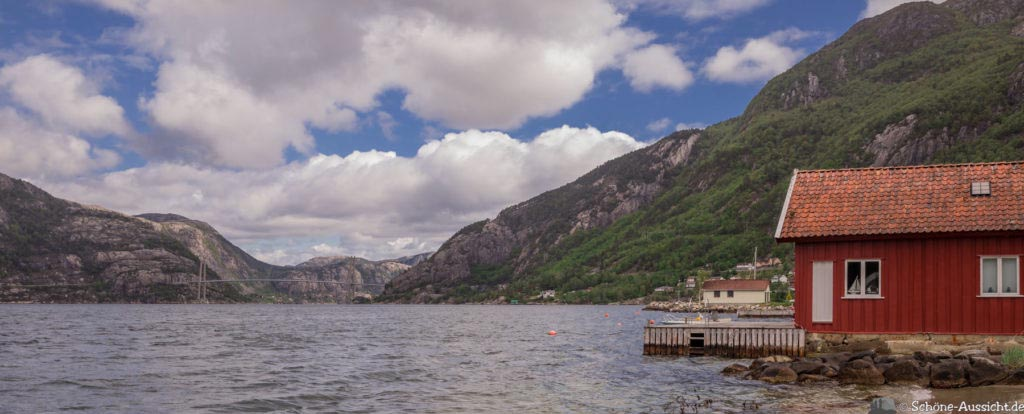 Landa Park - Camping am Lysefjord 6