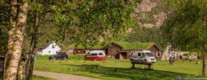 Camping Lysefjord
