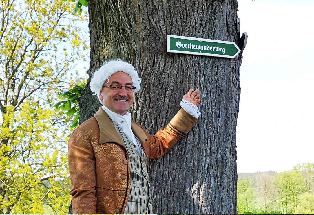 Goethe-Jubiläums-Wanderung 16