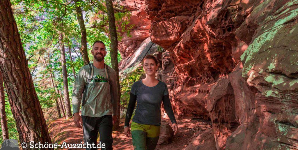 Wanderwege Pfalz