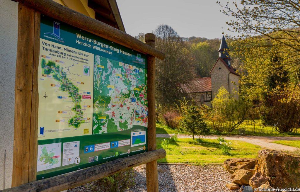 Werra-Burgen-Steig Hessen 239