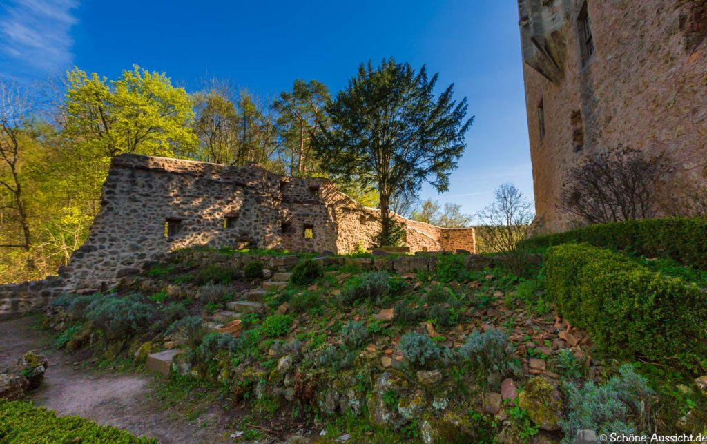 Werra-Burgen-Steig Hessen 270