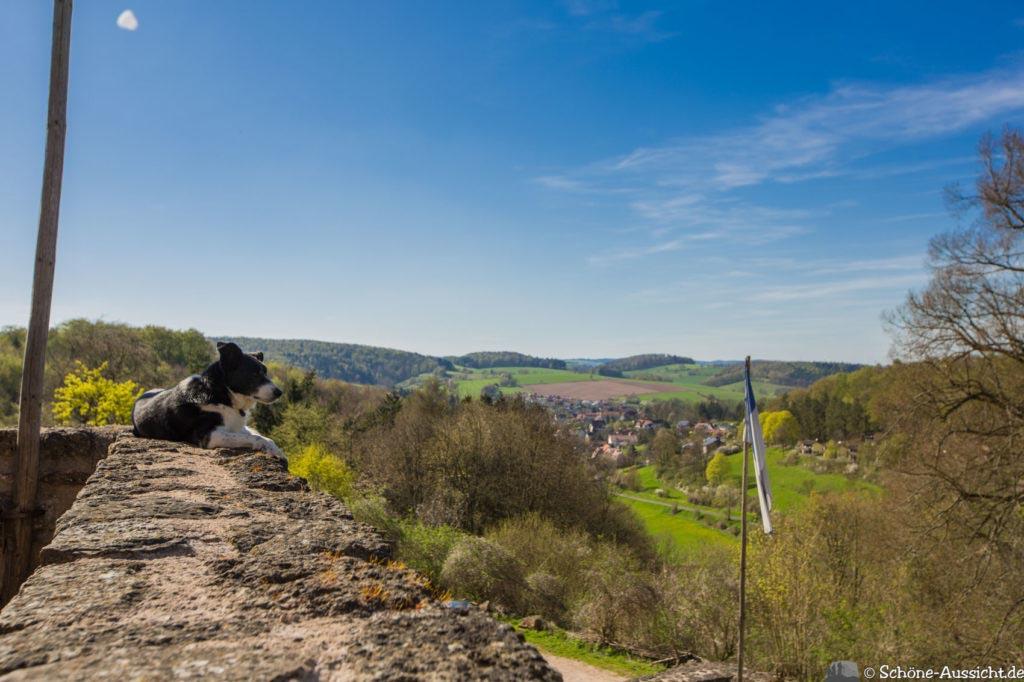 Werra-Burgen-Steig Hessen 273