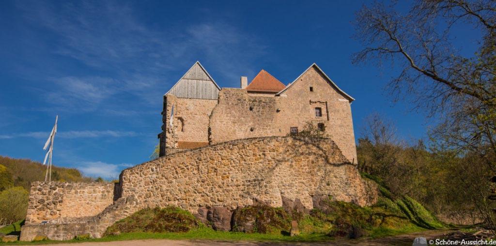 Werra-Burgen-Steig Hessen 275