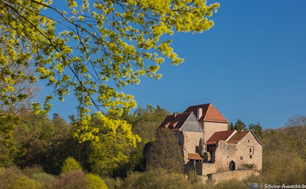 Werra-Burgen-Steig Hessen 271