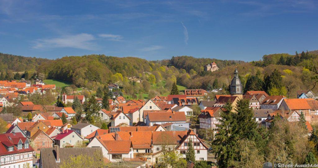 Werra-Burgen-Steig Hessen 278