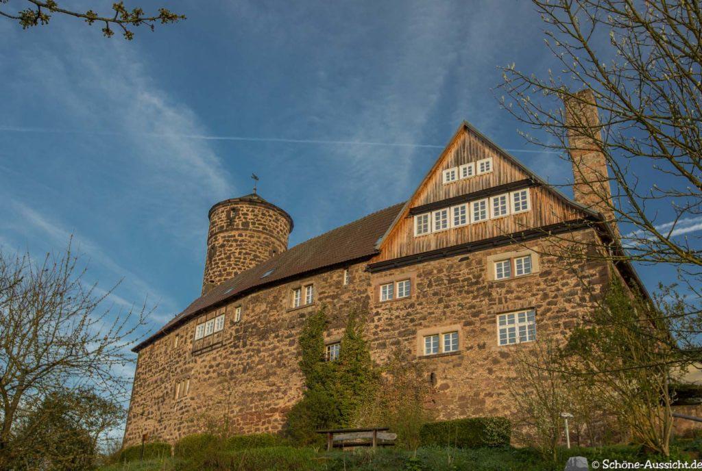 Werra-Burgen-Steig Hessen 162