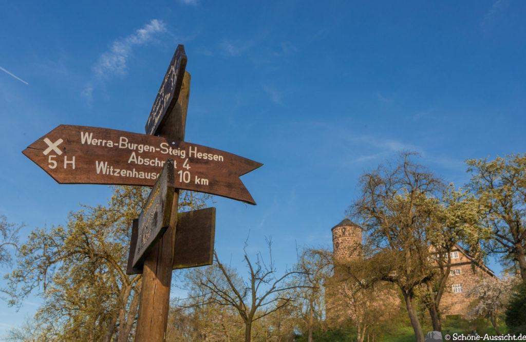 Werra-Burgen-Steig Hessen 172