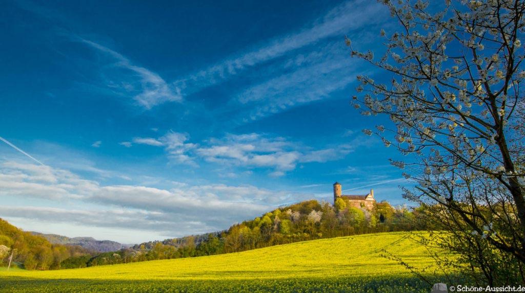 Werra-Burgen-Steig Hessen 180