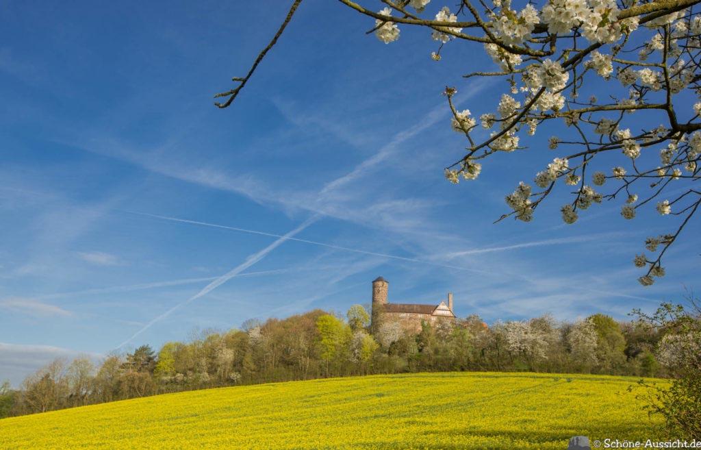 Werra-Burgen-Steig Hessen 182