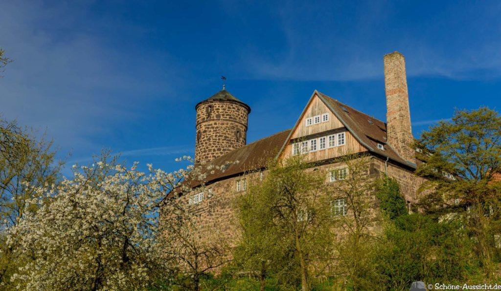 Werra-Burgen-Steig Hessen 177