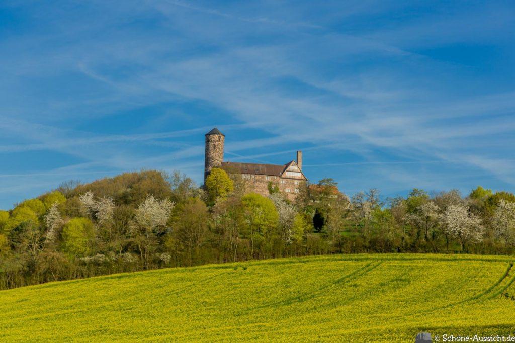 Werra-Burgen-Steig Hessen 184