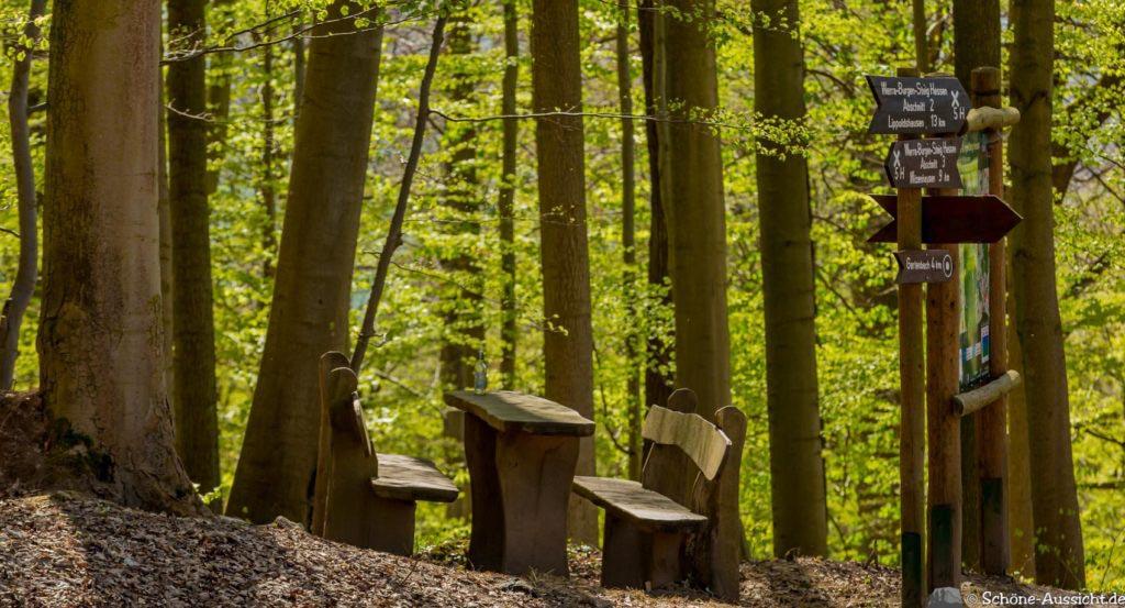 Werra-Burgen-Steig Hessen 221