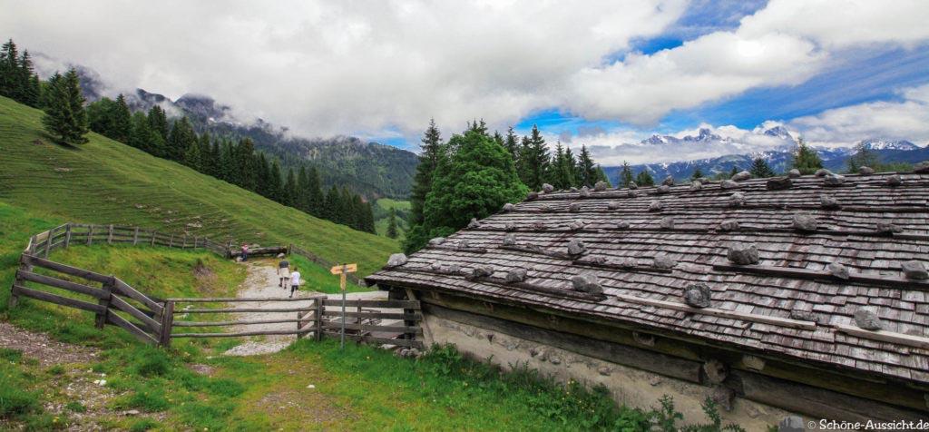 Wanderung Lammertaler Urwald 63