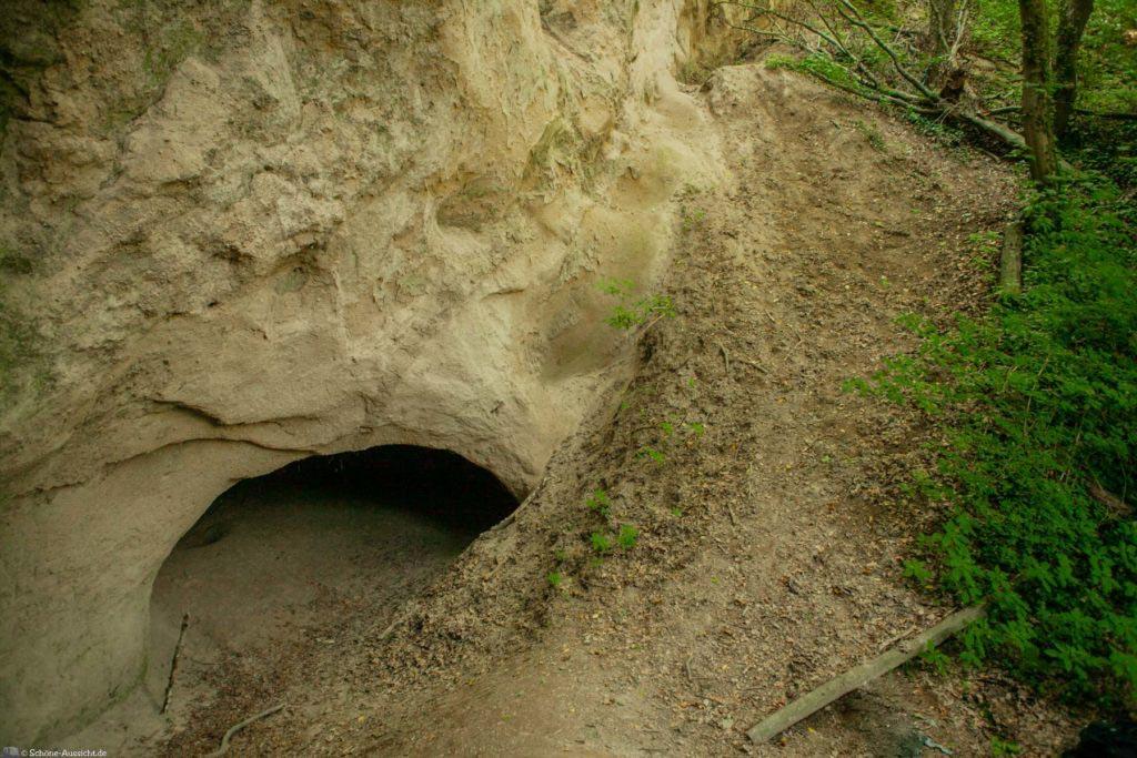 Höhlen- und Schluchtensteig Kell 73