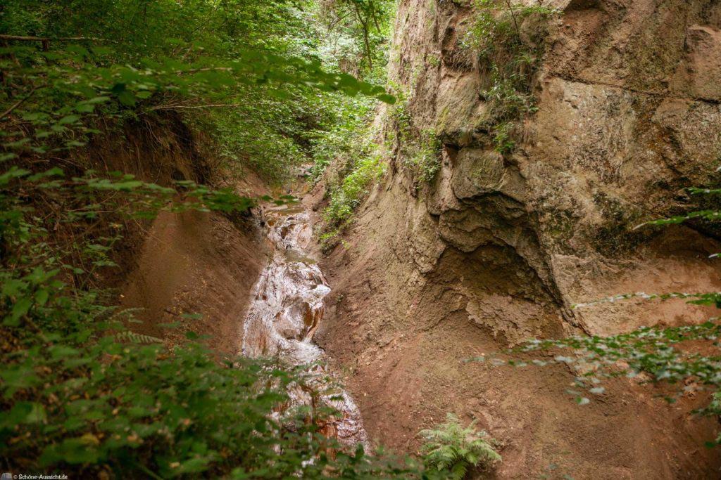 Höhlen- und Schluchtensteig Kell 70