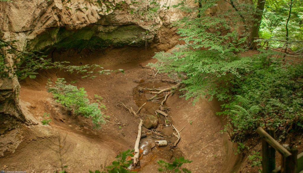 Höhlen- und Schluchtensteig Kell 56