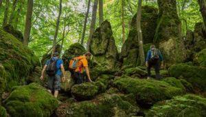 Wanderweg Eibgrat