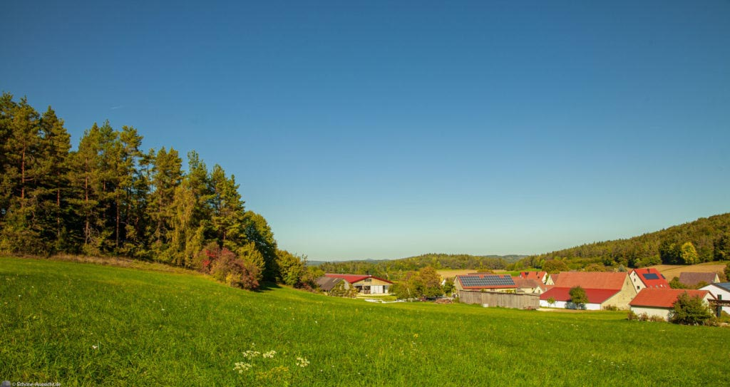 Bayerische Toskana - Wacholderwanderweg 1
