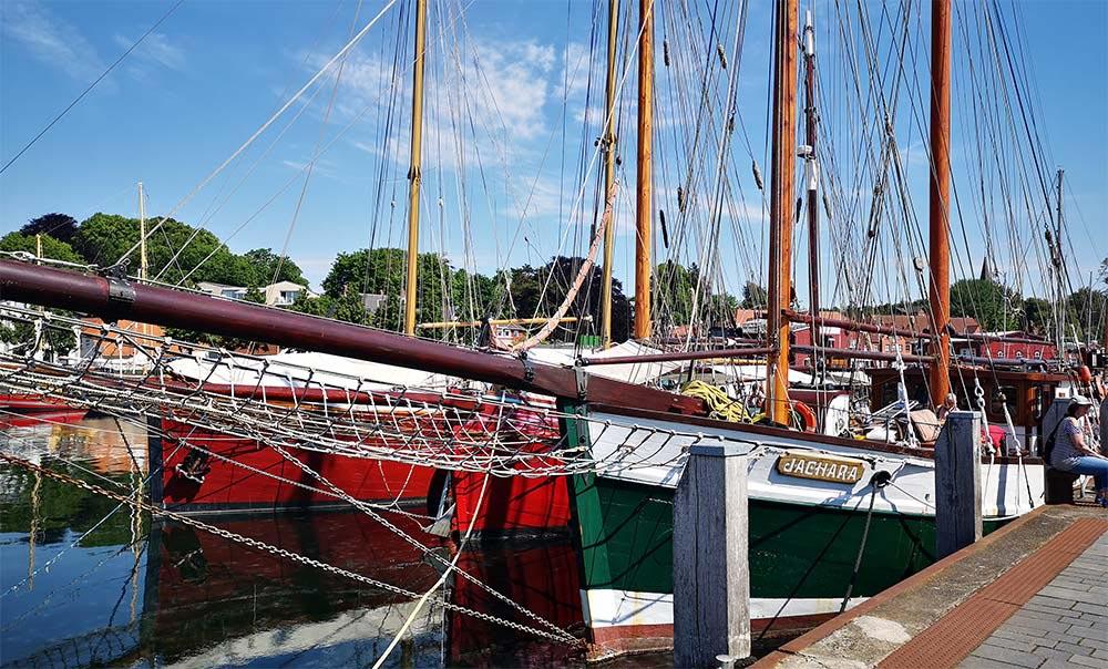 Eckernförde - Mit der charmanten Hafenbucht 26