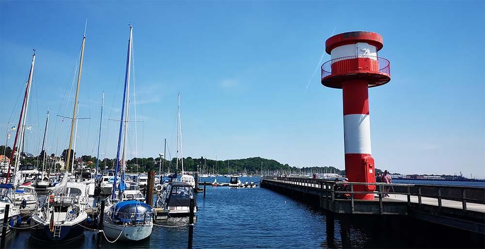 Eckernförde - Mit der charmanten Hafenbucht 1