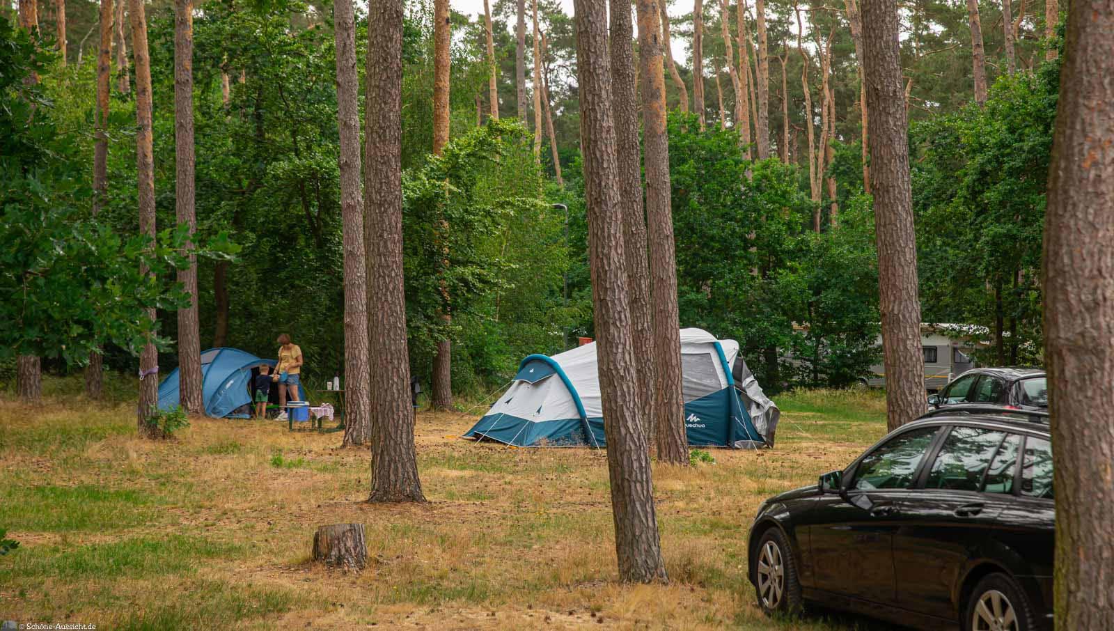 Campingplatz Schwaan - Charmant mit etwas Ossi-Feeling 5