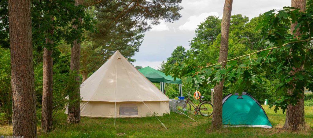 Campingplatz Schwaan - Charmant mit etwas Ossi-Feeling 8