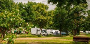 Campingplatz Schwaan - Charmant mit etwas Ossi-Feeling 4