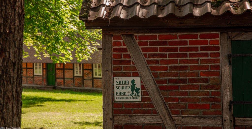 Rundwanderung um Wilsede - Das deutsche Hobbingen? 146