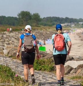 Wandern Ostsee