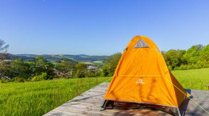 Trekkingplätze NRW