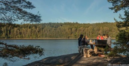 Dalsland - Die wildromantische Seenlandschaft 1