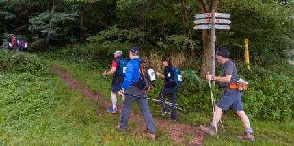 Wald Marathon - 7 Premiumwege und Saumagen 1
