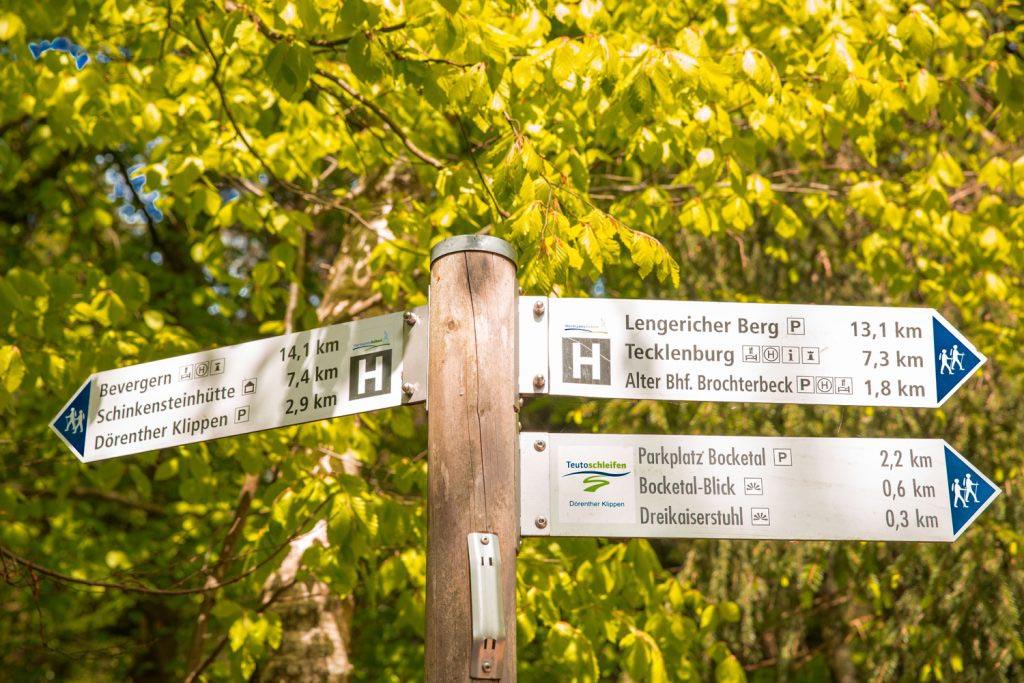 Wanderbares Deutschland 574