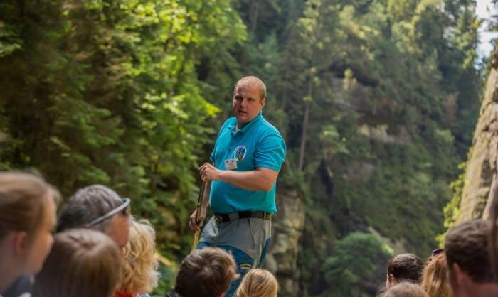 Canyoning in Ruhpolding zum Intersport Gipfeltreffen 21